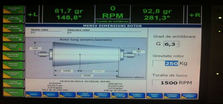 Echilibrari Statice & Dinamice